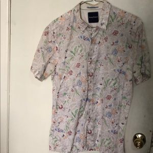 Tommy Bahama Hawaiian tropical shirt